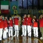 Gli Arcieri di Cuneo al Campionato Regionale 2010