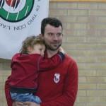 Massimo N. rappresenta la squadra S.M. con il suo bellissimo figlio Leonardo