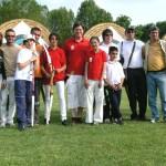Foto di gruppo con gli amici di Cherasco (n. 2)