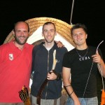 Squadra 8 (Massimo, il Boz, Enrico)