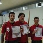 1° Non Assoluto - Giangiorgio, Bruno e Mauro