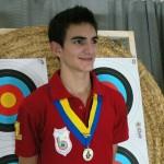 Nicolò - Campione Regionale Ragazzi 2011