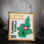 Damiano Campione Regionale 2011