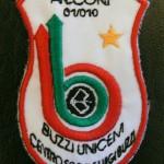 Distintivo in stoffa 2008 con Stella di Bronzo al Merito Sportivo - CONI Roma - 25 giugno 2007