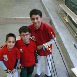 Paglione 1 - Simone, Patrizio, Pietro (scorista)