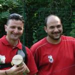 Squadra 5 Alessandro e Damiano con Il Visun