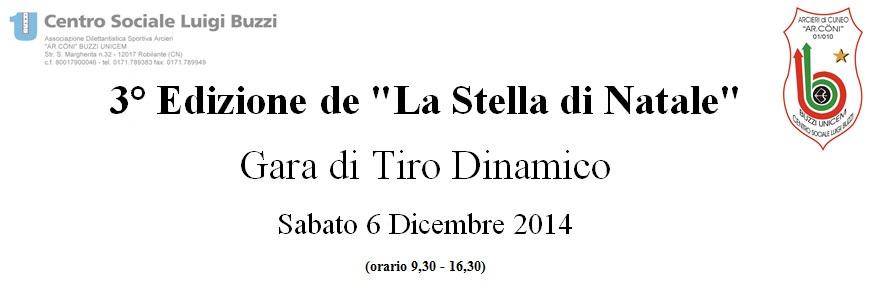 """3° Edizione de """"La Stella di Natale"""""""
